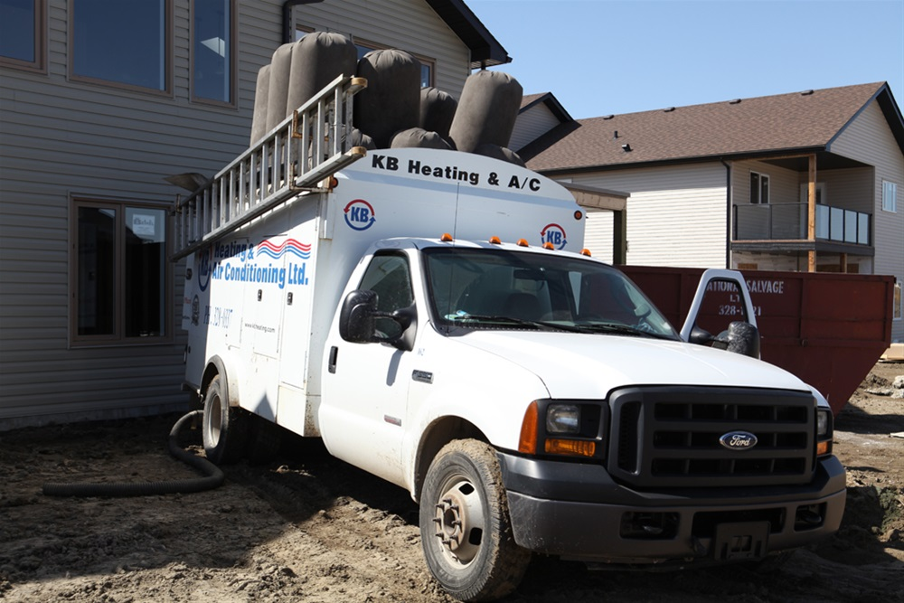 Residential : 24 Hour Service : KB Heating & Air